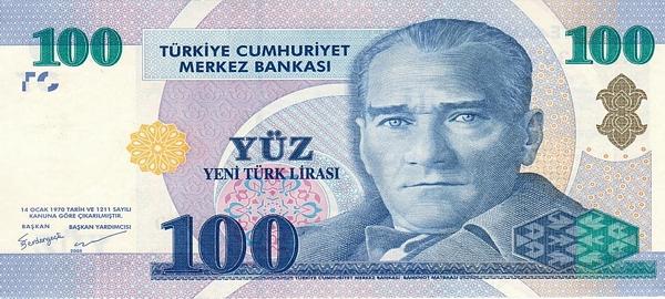 турецкая лира фото