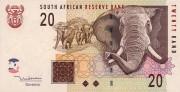Южноафриканский рэнд