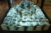 Сколько весит миллион долларов