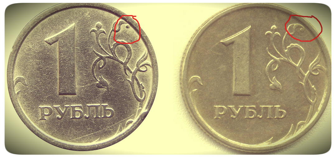 ценность российских монет по годам