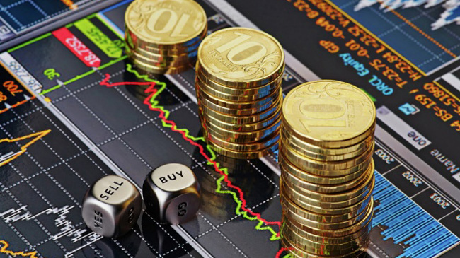 Индексы ММВБ и РТС сблизились на фоне турбулентности на рынке