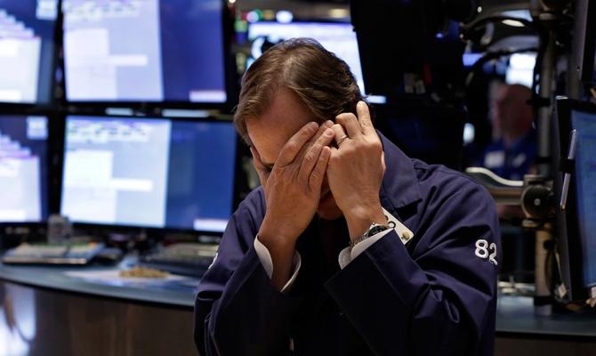Рынки Европы просели до минимумов за последние полгода