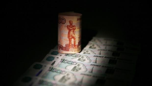 В рамках интервенций ЦБ РФ подал валюту на сумму 6,76 млрд руб