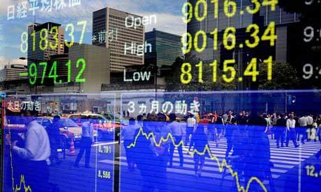 Индекс Nikkei попытался приподняться в преддверии переговоров G7