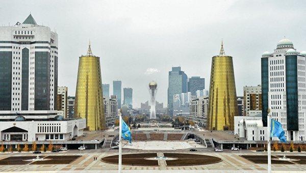 Главный банк Казахстана установил базовую ставку на уровне 13%