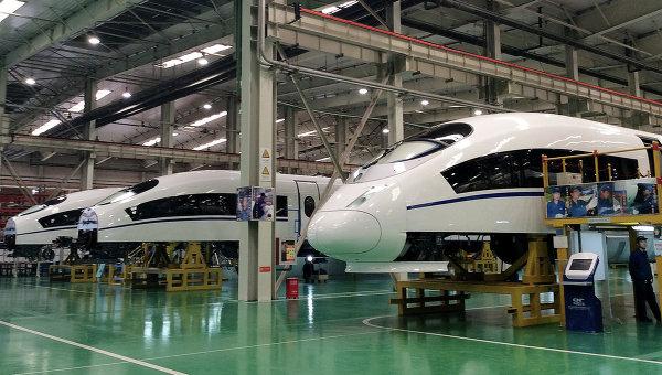 China Railway намерена вложить 91,2 миллиарда долларов в железные дороги