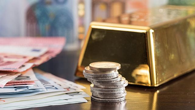 Цена золота снова растет