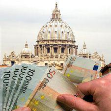 Банк Ватикана наращивает доходы