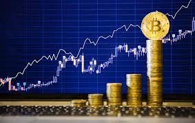 Курс биткоина поднялся до 5000 долларов