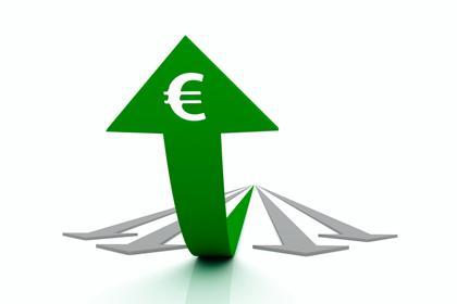 На прорыве в евроинтеграции растет евро
