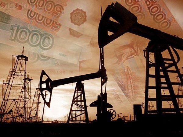 Рубль поддерживается нефтью