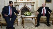 Путин и Мадуро обсуждают задолженность Венесуэлы перед Россией