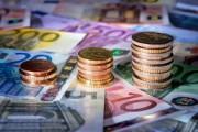 Снова евро входит в пике